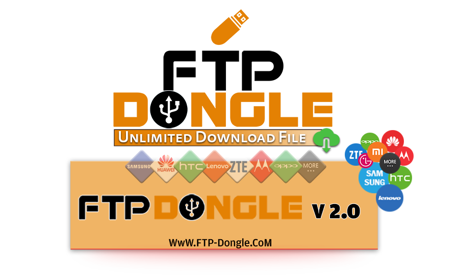 FTP File Dongle Update V2.0 Release By Easy Firmware