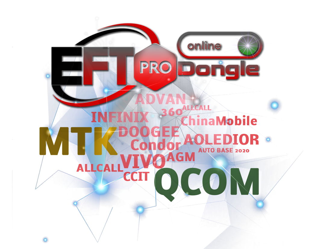 EFT Pro online Update with More Support MTK and QCOM