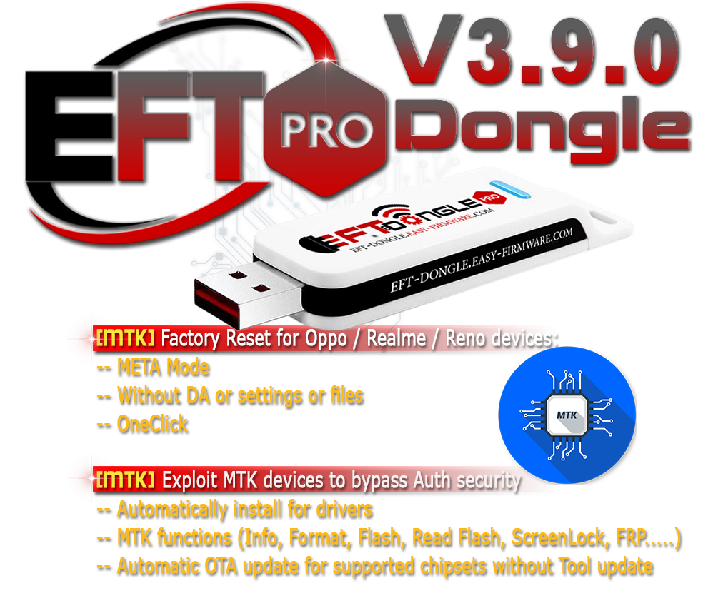 EFT Pro Update 3.9.0 -- Full Oppo and MTK solutions